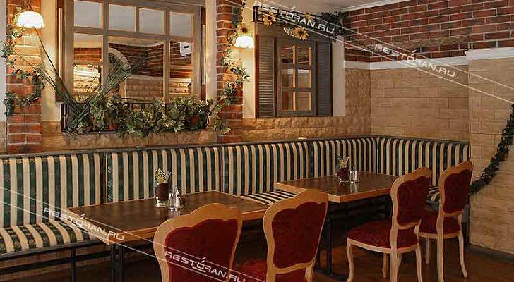Ресторан Монте-Кристо