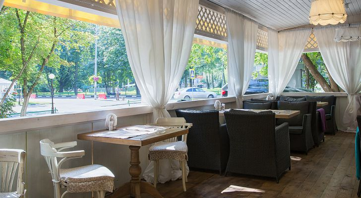 Кафе Южное на Ленинском проспекте - Гарибальди