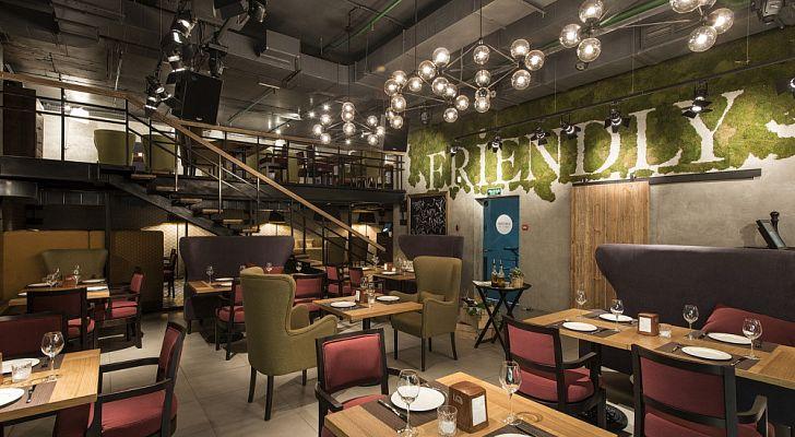 Ресторан Friendly bar&kitchen