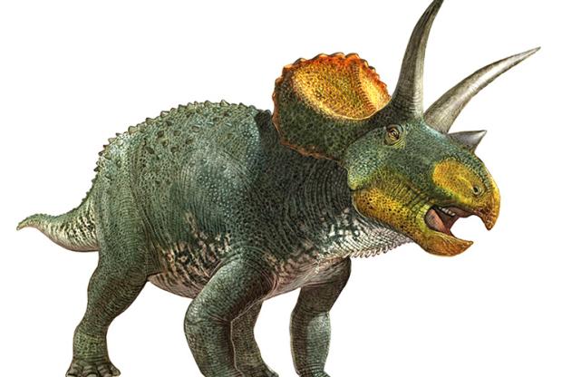 Динозавры: ужасные, но симпатичные - слайд 1
