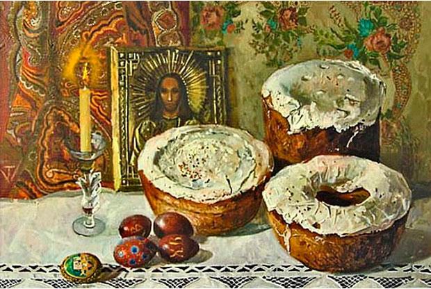 ?Выставка «Пасхальные торжества» в музее-усадьбе «Коломенское» - слайд 1