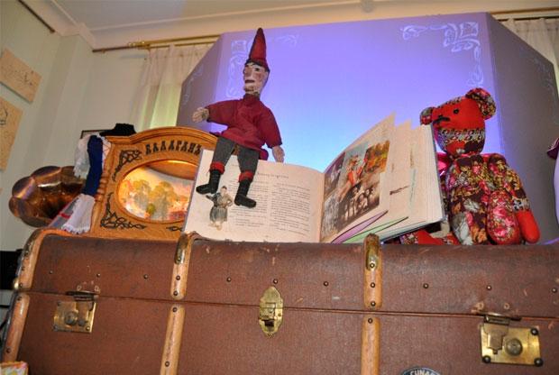 «Сказки Шаляпина»: выставка, конкурс, мастер-классы! - слайд 1