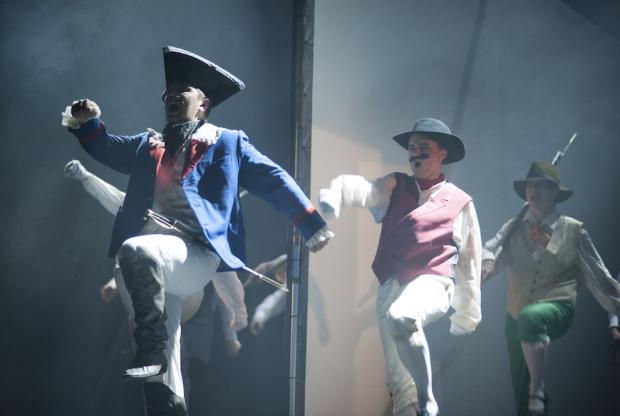 Спектакль «Тобио: мастер кукол» - слайд 1