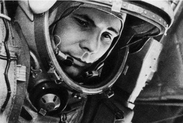 ?Выставка «Гагарин. Первый навсегда» к 55-летию полета первого человека в космос - слайд 1