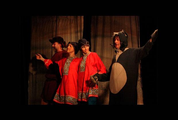 ?«Волшебное кольцо» в Историко-этнографическом театре - слайд 1