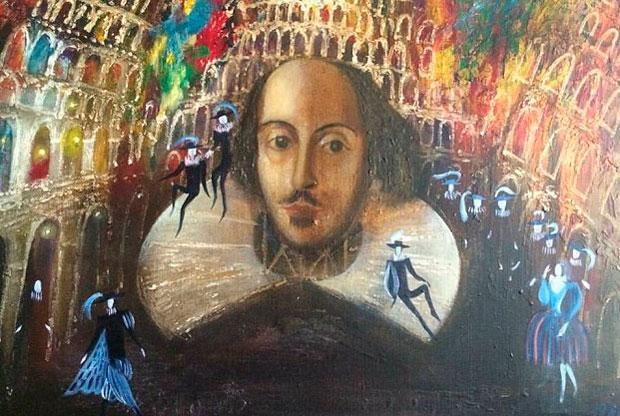 ?Интерактивная выставка-аллюзия «Шекспир/Тайна/400» в Чудесатом особняке - слайд 1