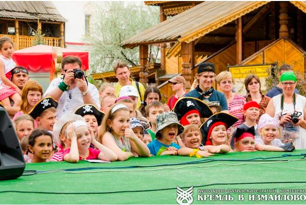 ?Фестиваль кулинарного мастерства «Сладкая радость» в Измайловском Кремле - слайд 1