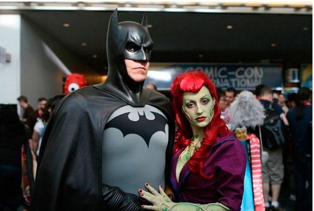 ?Фестиваль «Moscow Comic Convention – 2016» в КВЦ «Сокольники» - слайд 1