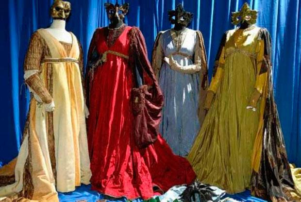 ?Фестиваль итальянской культуры «Lа bella Italia» в музее-заповеднике «Царицыно» - слайд 1