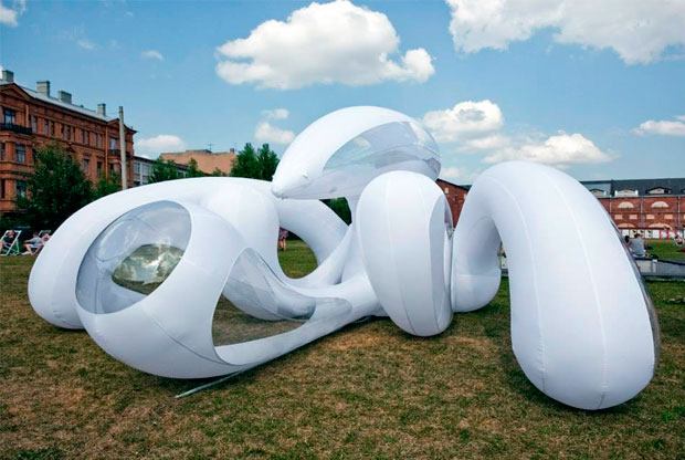 ?Фестиваль науки, современных технологий и искусства GEEK PICNIC - слайд 1