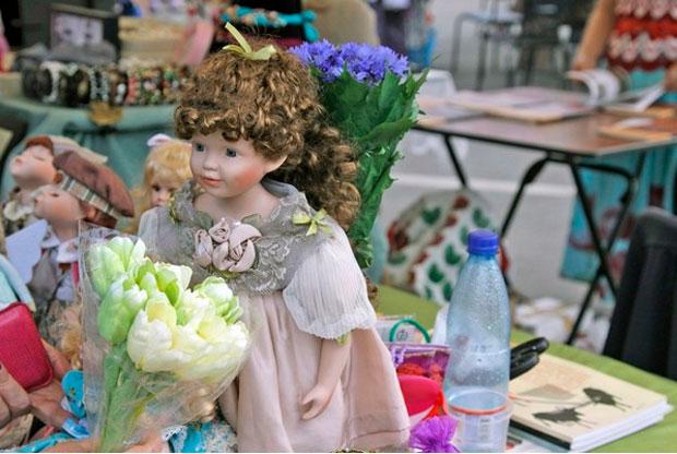 ?Семейный фестиваль-пикник «Атмосфера творчества – 2016» в ТВК «Тишинка» - слайд 1