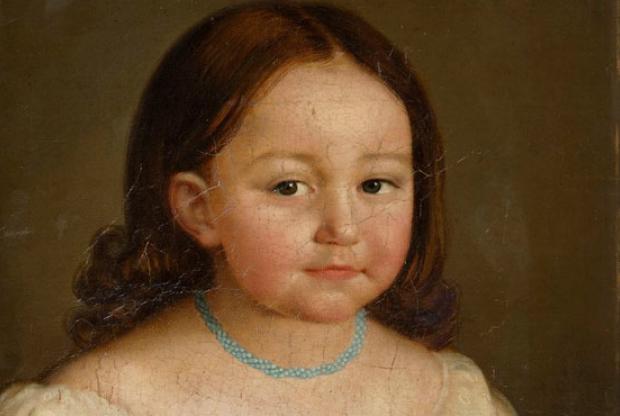 Новая выставка «Но детских лет люблю воспоминанье…» в музее А.С. Пушкина - слайд 1