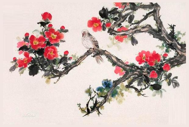 ?Выставка «Цветы и птицы» в галерее искусств Зураба Церетели - слайд 1