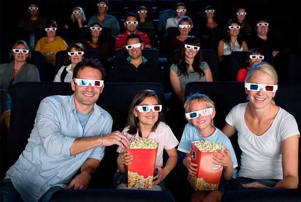 ?День защиты детей в сети кинотеатров «Московское кино» - слайд 1