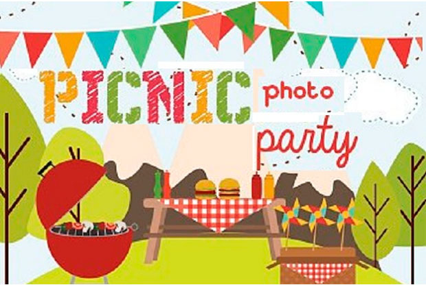 ?Фестиваль «Photo picnic-party» в парке «Кузьминки-Люблино» - слайд 1