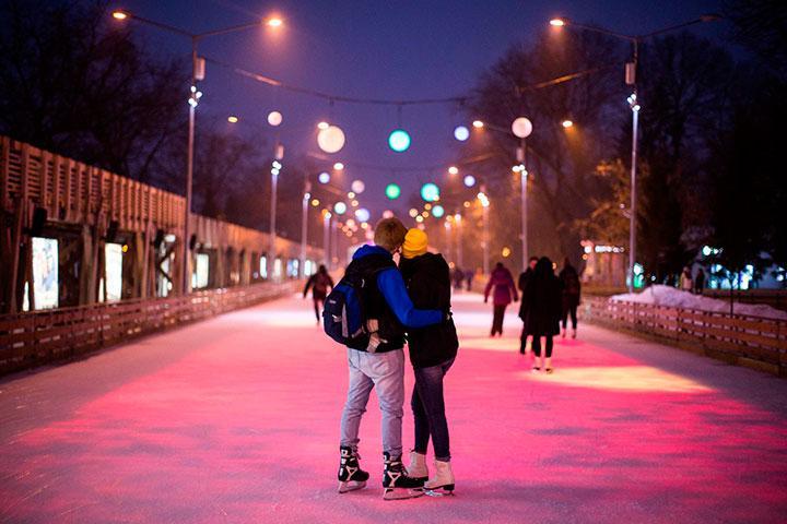 Топ-9 катков в Москве 2017