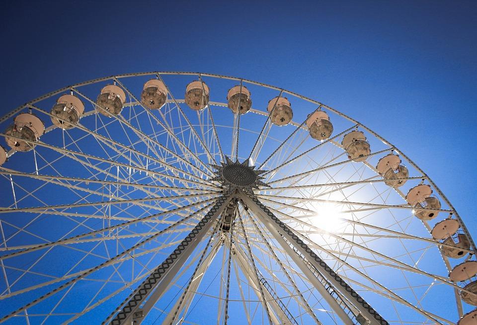 В Москве установят самое высокое в Европе колесо обозрения
