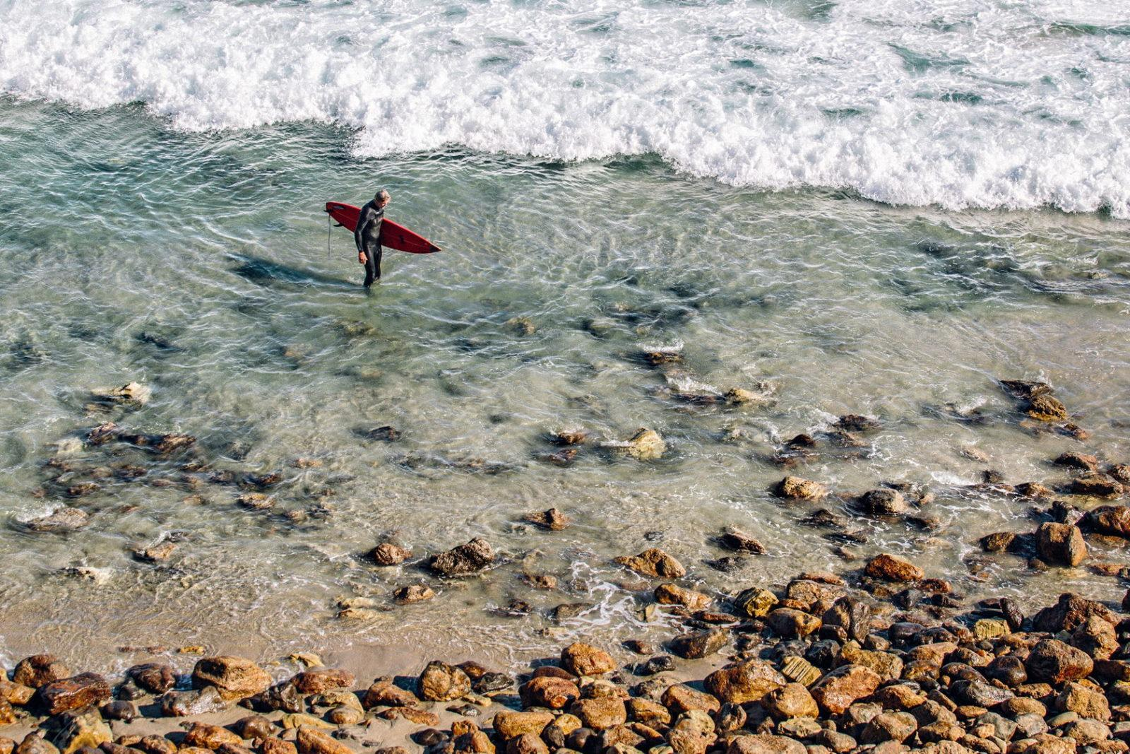 Сёрфинг в Крыму: виды и лучшие места для серфинга