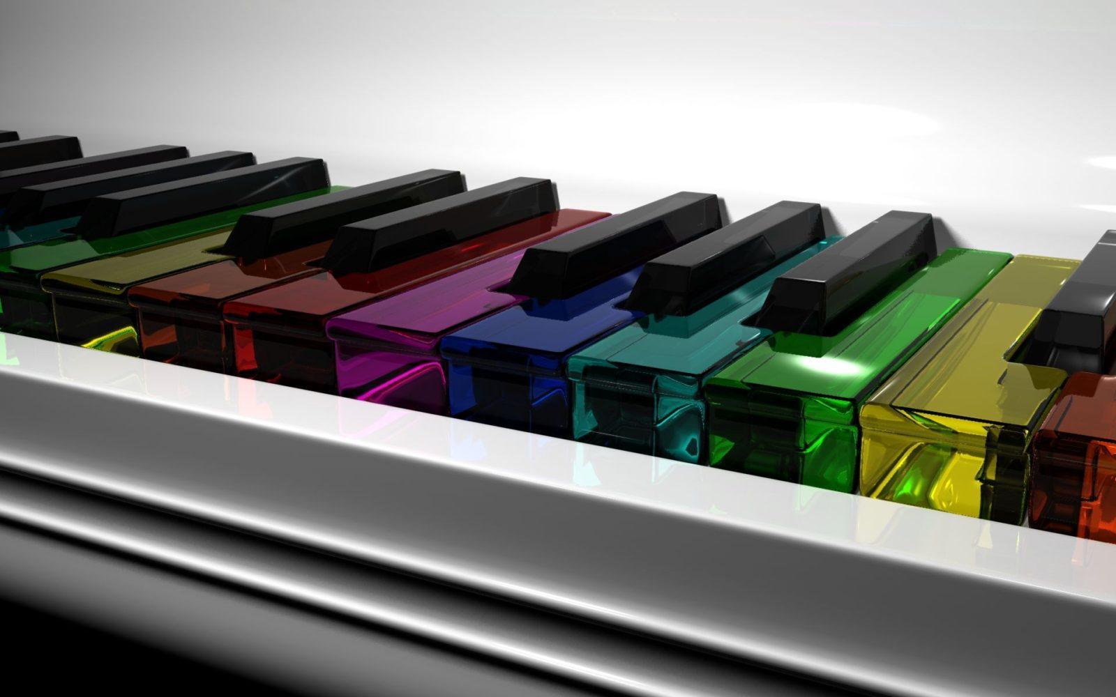 Музыкальное оборудование: клавишные инструменты