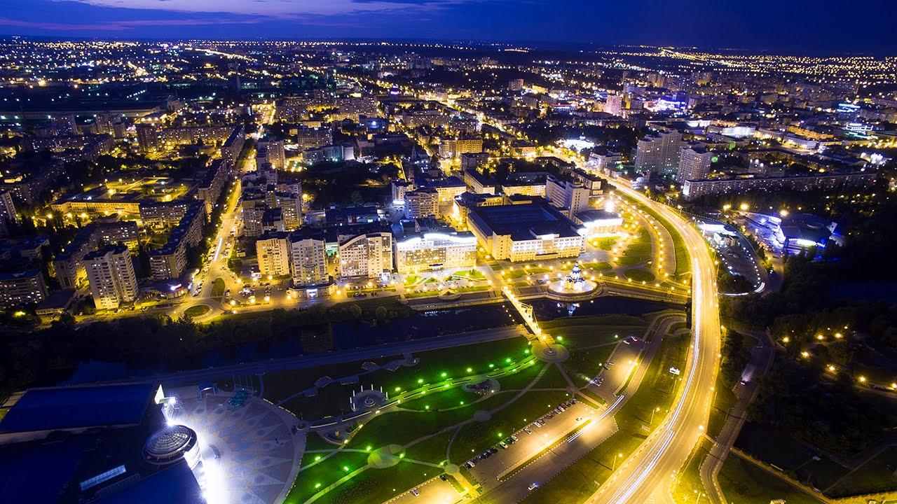 Белгород - небольшой город с великой историей