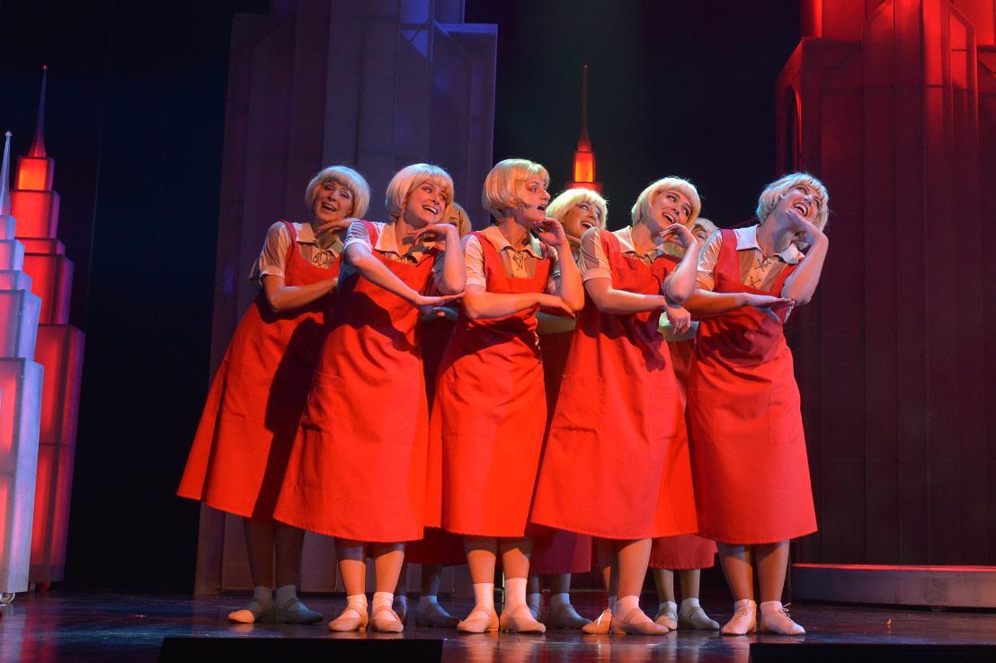 Открытие театрального сезона - всегда праздник для поклонников жанра!