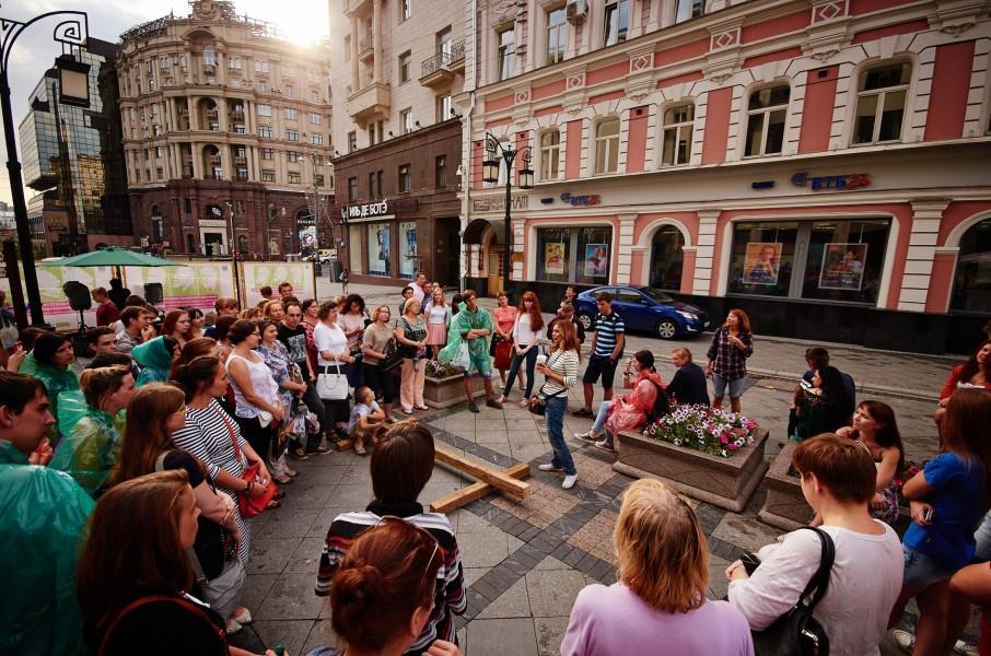 Бесплатные экскурсии к Дню города от Музея Москвы