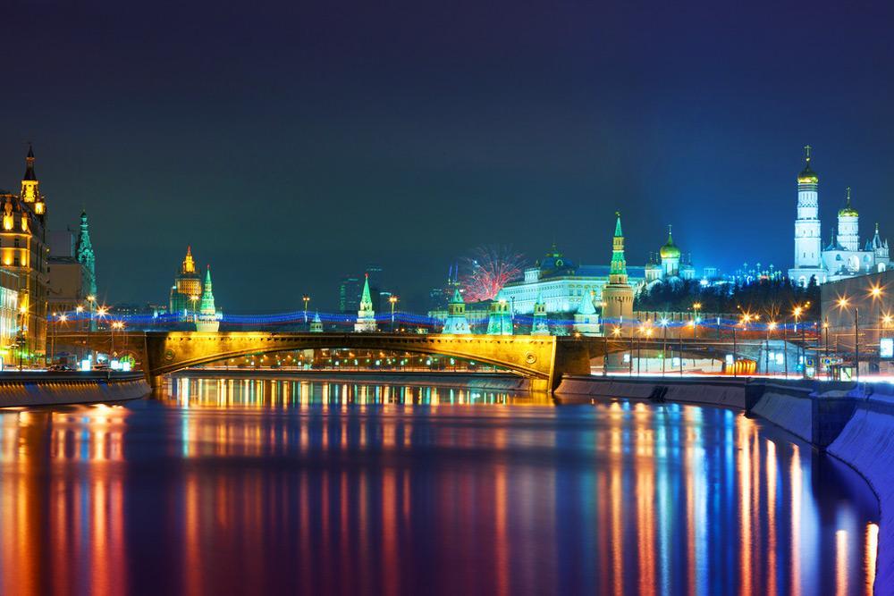 Экскурсии на теплоходе из Москвы