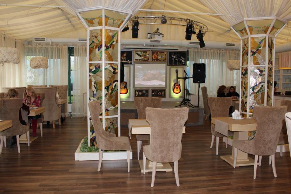 Кафе и рестораны в Твери