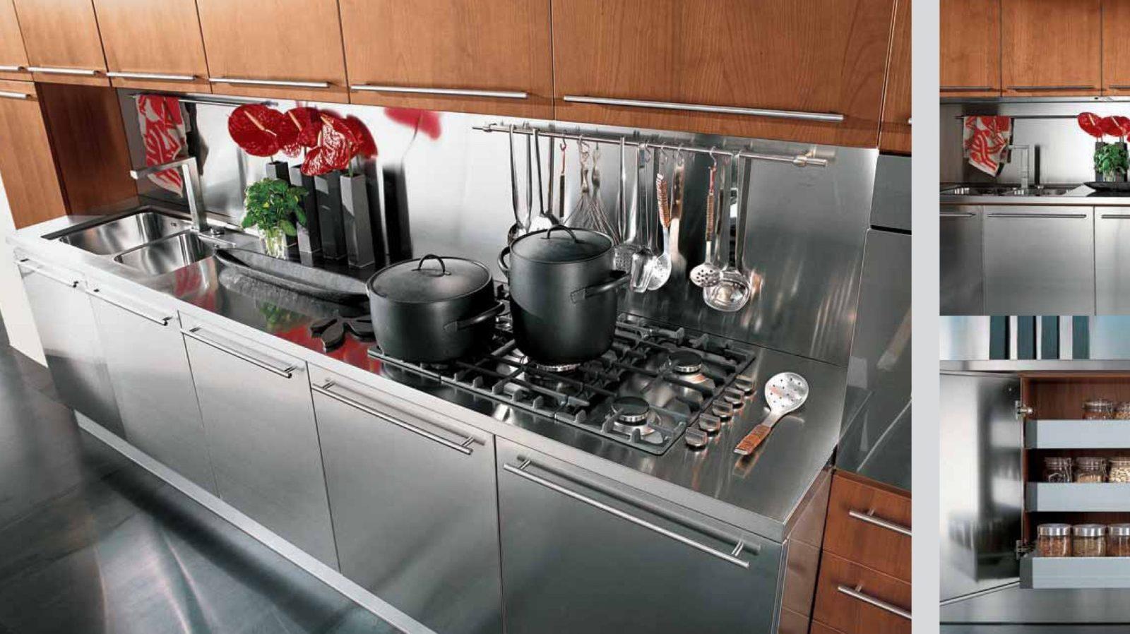 Преимущества кухонного оборудования из нержавеющей стали