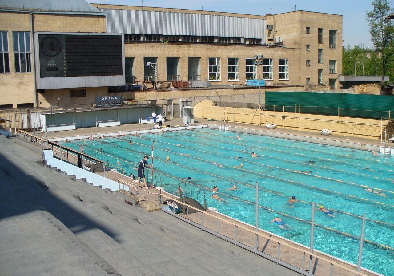 дворец водного спорта семеновская технической эксплуатации