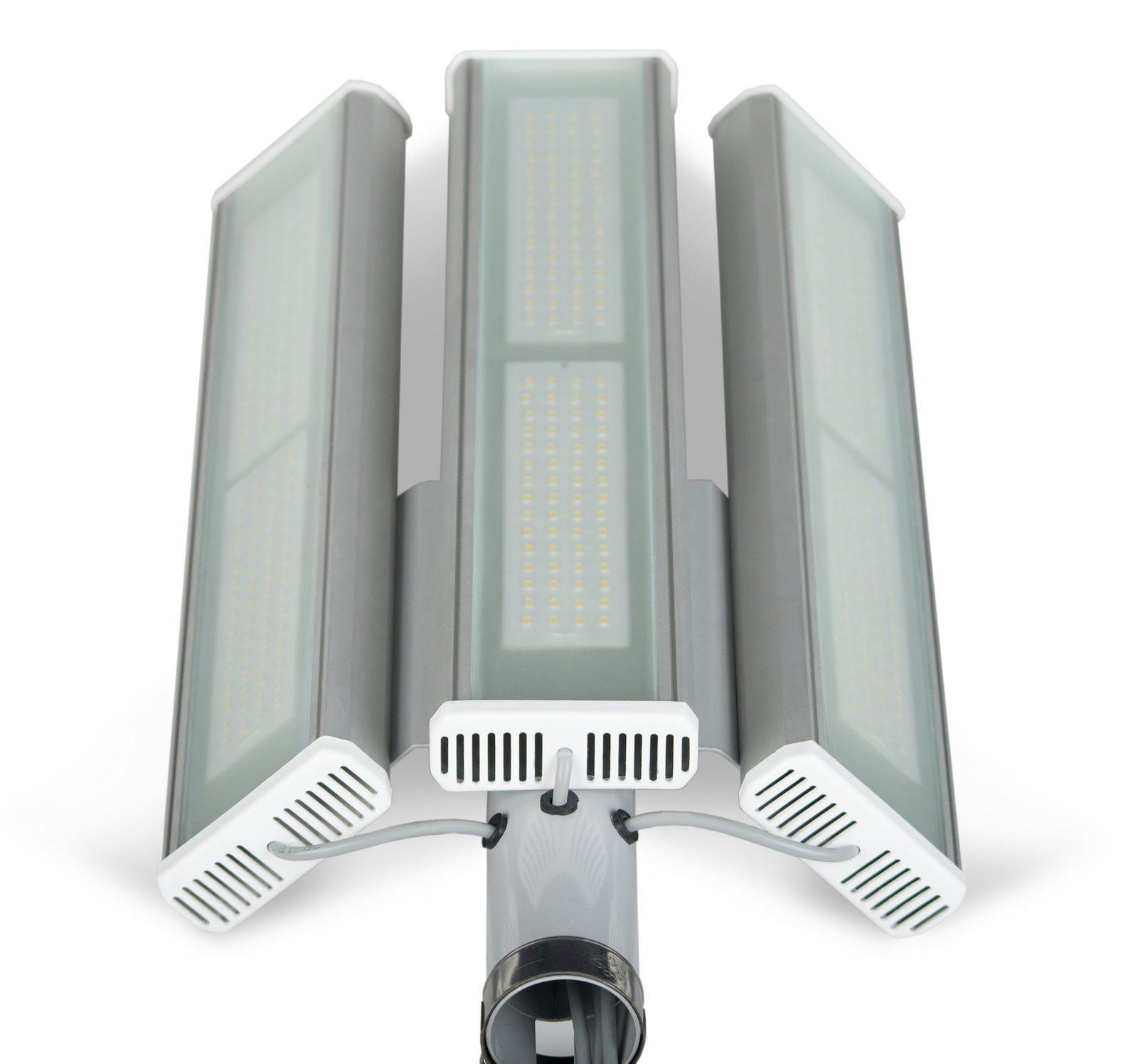 Поставка светодиодных светильников - лучшие цены