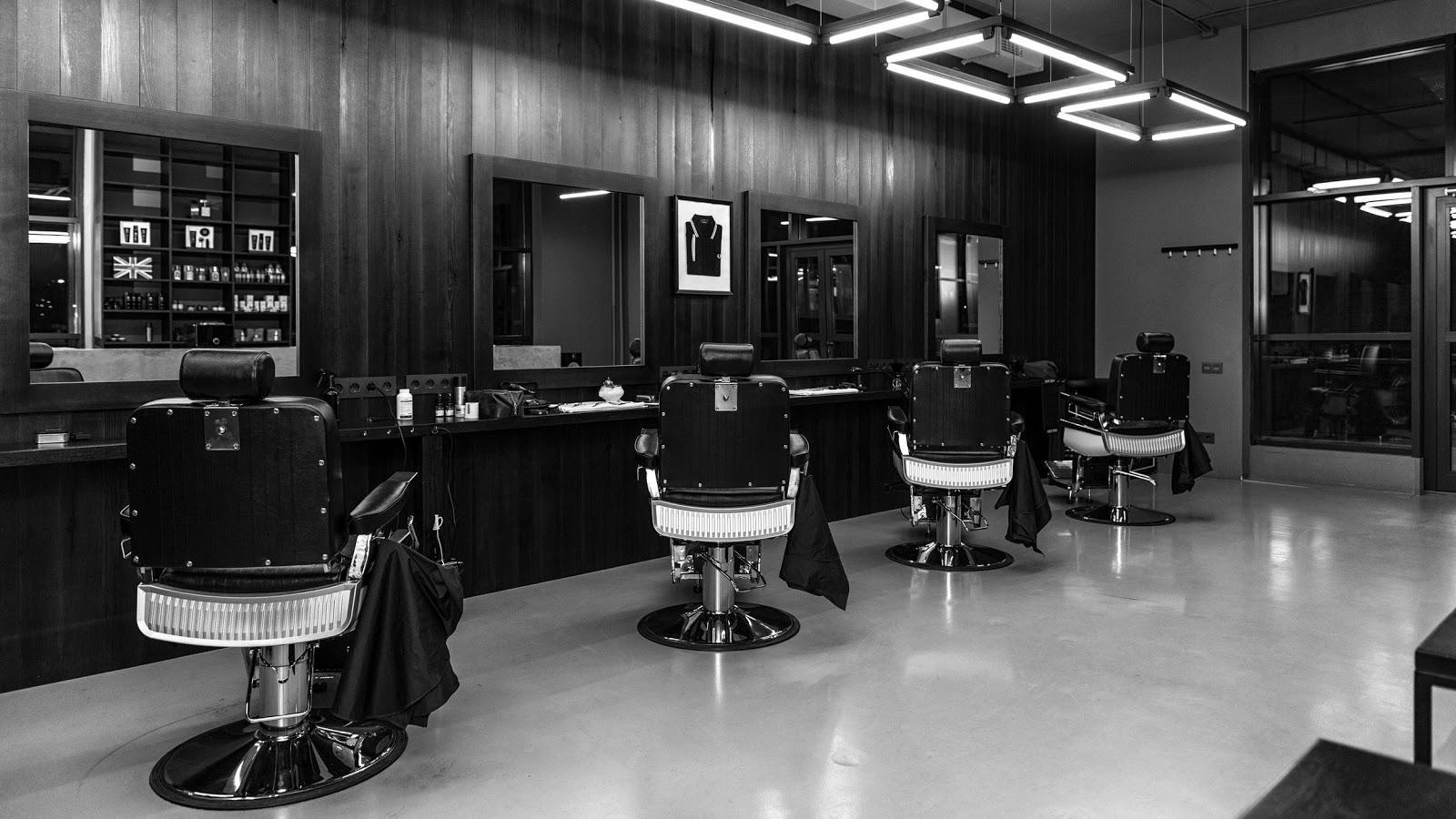 Мужская парикмахерская FIRM Barbershop Moscow