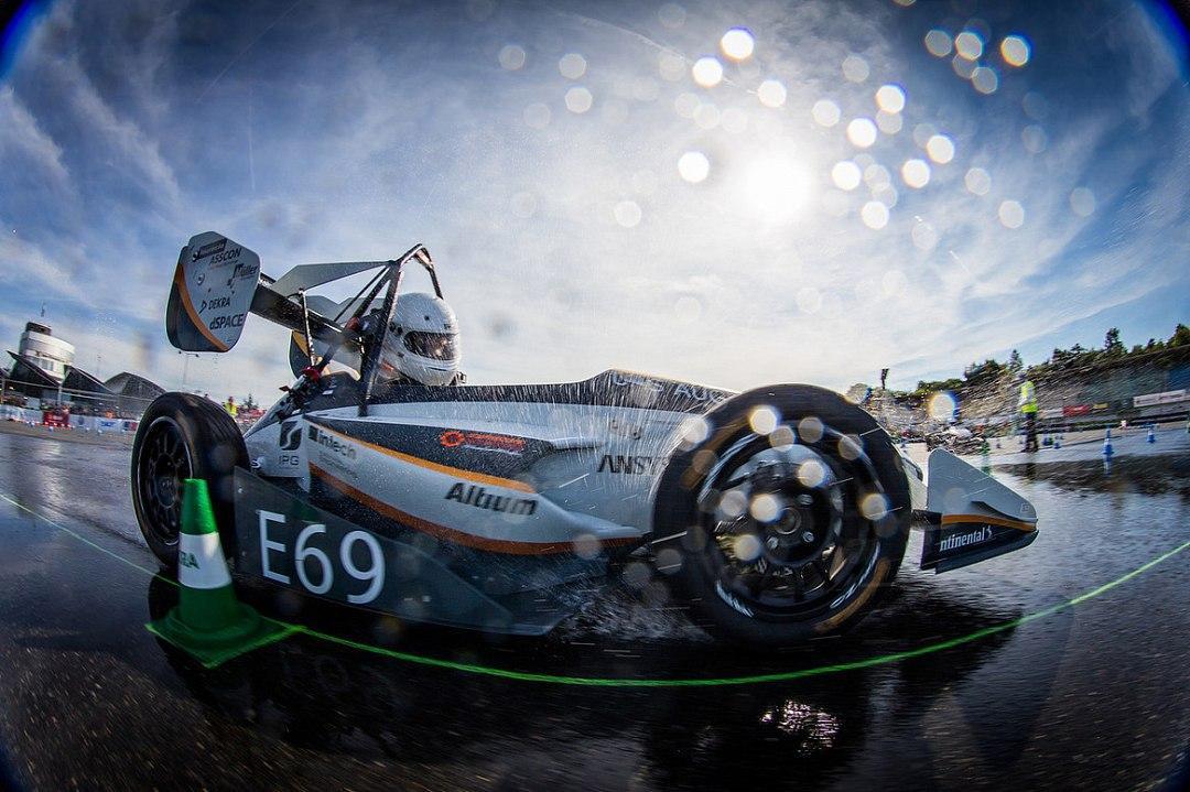Фестиваль автоспорта «Формула Студент»