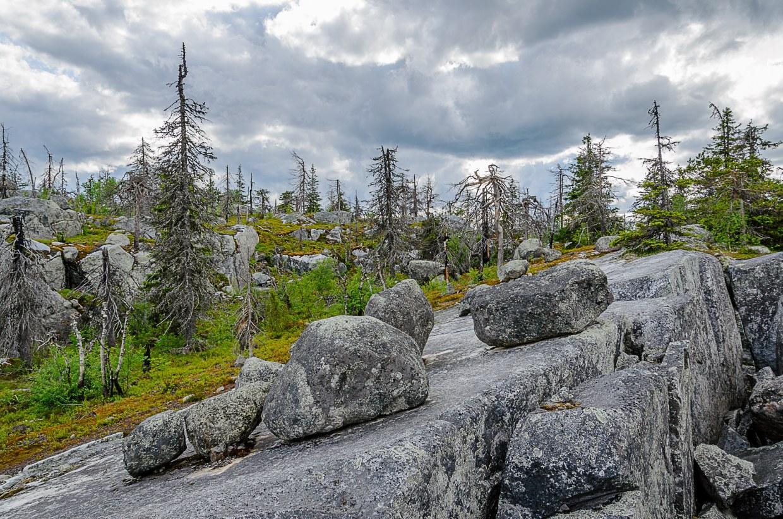 Горы Карелии