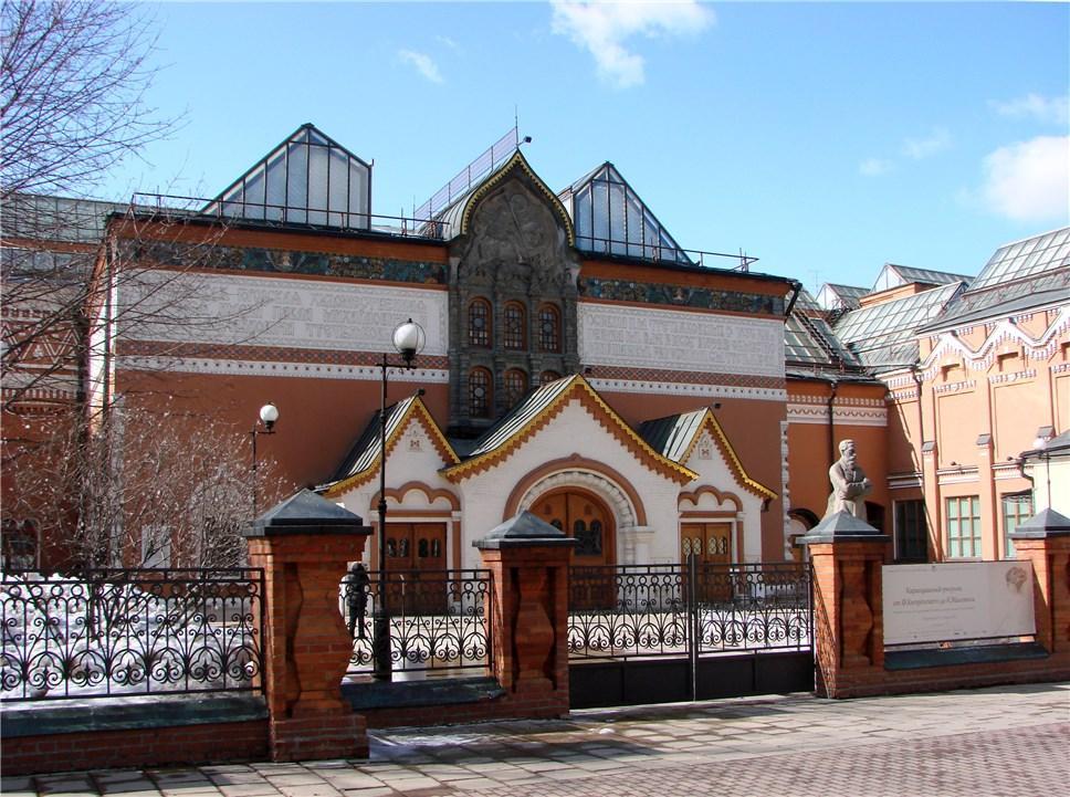 Музеи Москвы с постоянными экспозициями: ТОП-5 музеев