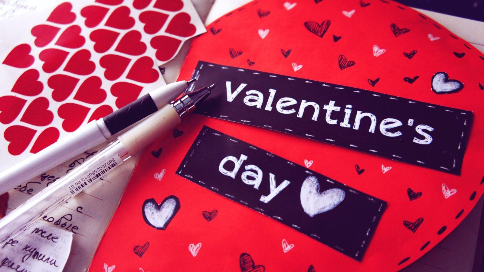 Как отпраздновать 14 февраля