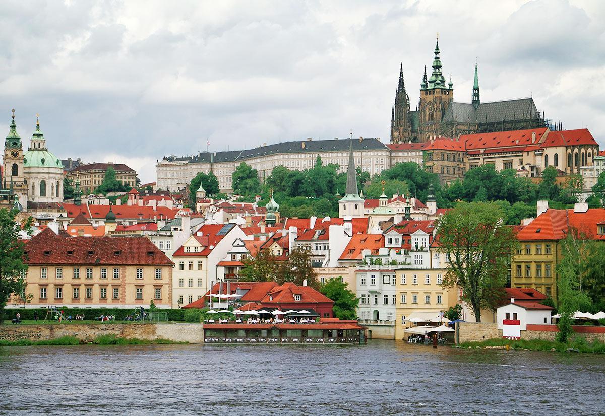 Вышеград — Прага, Чехия