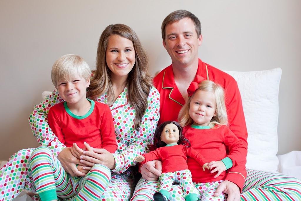 Family look: одинаковая одежда для всей семьи