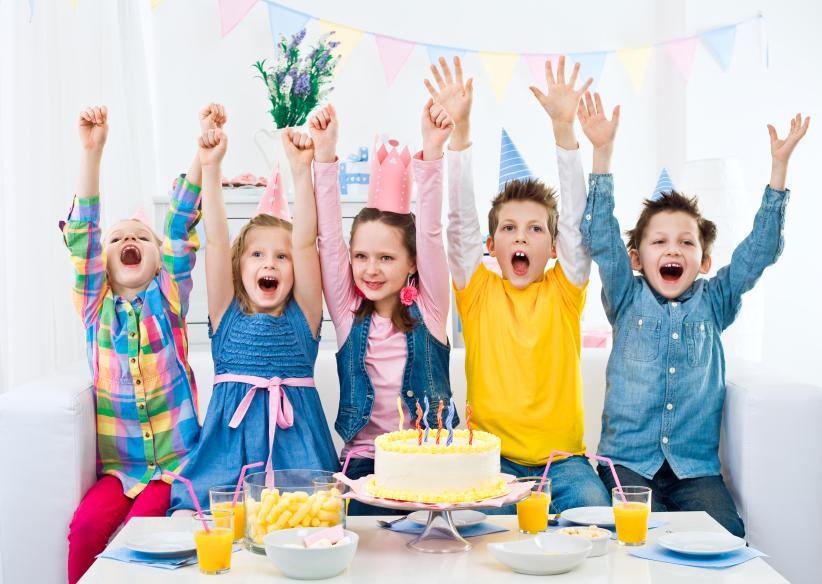 Как сделать день рождения ребенка ярким и незабываемым в Медведково