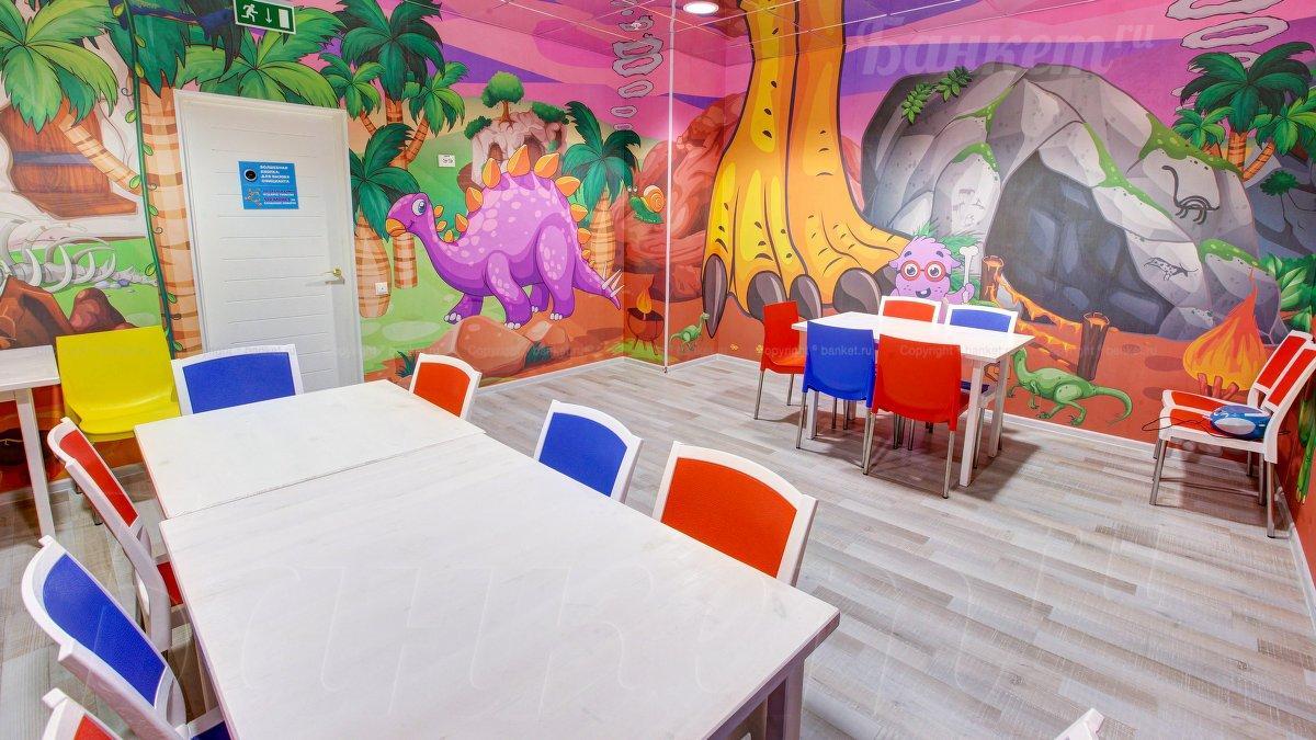 Детский парк развлечений Замания в Москве