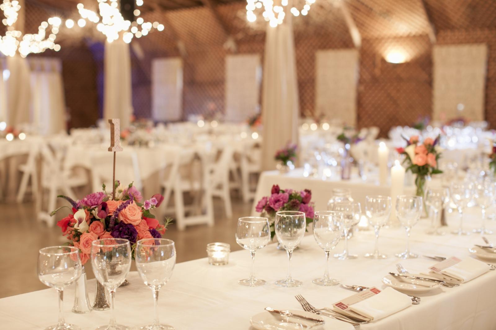 Правила выбора ресторана на свадьбу