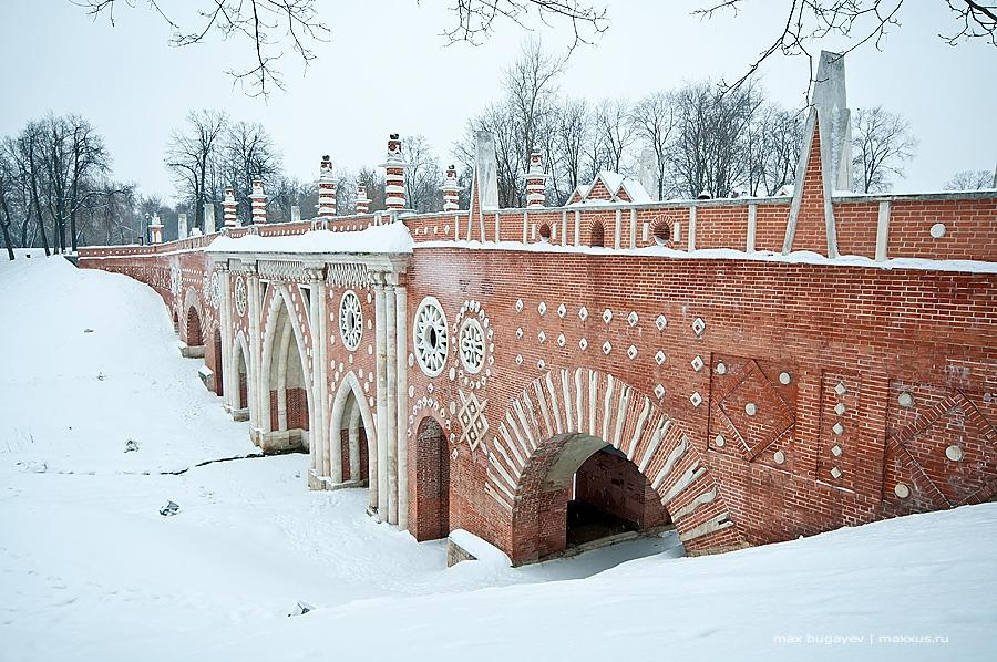 Где погулять в Москве зимой: 33 места для пешей прогулки