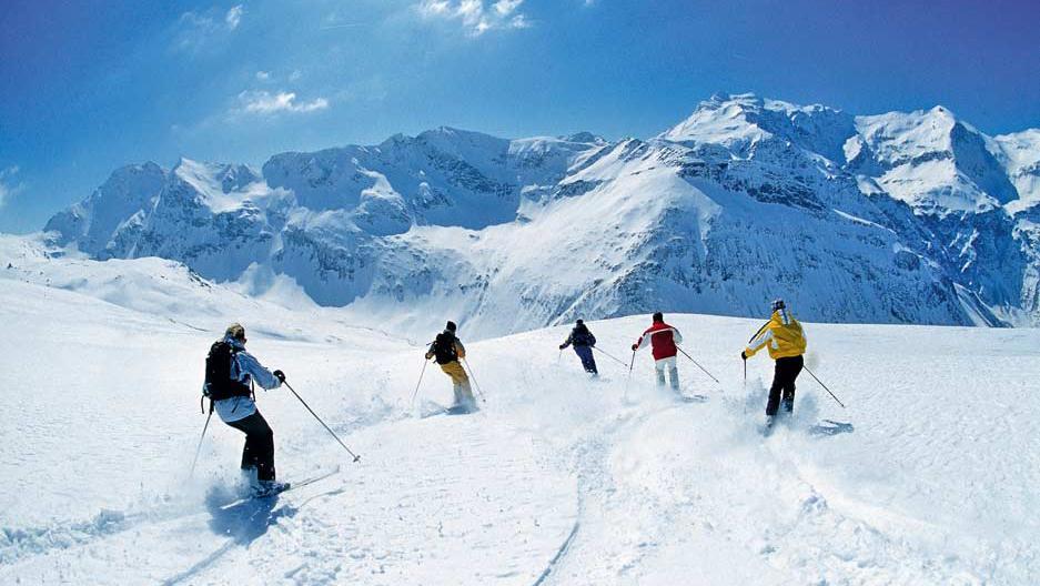 Горные лыжи: разновидности инвентаря и рекомендации по выбору