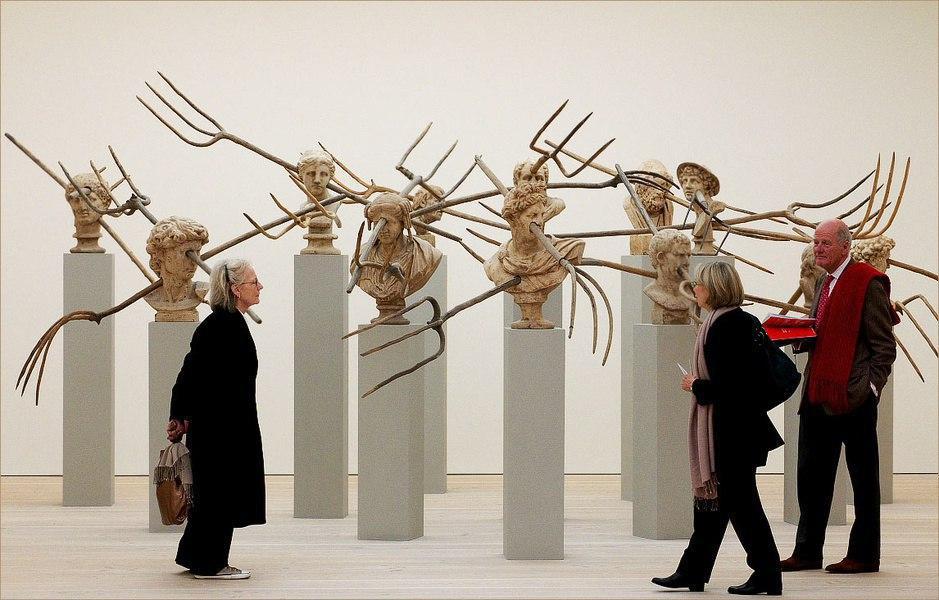 Музей русского современного искусства откроется на юго‑западе Москвы 7 декабря