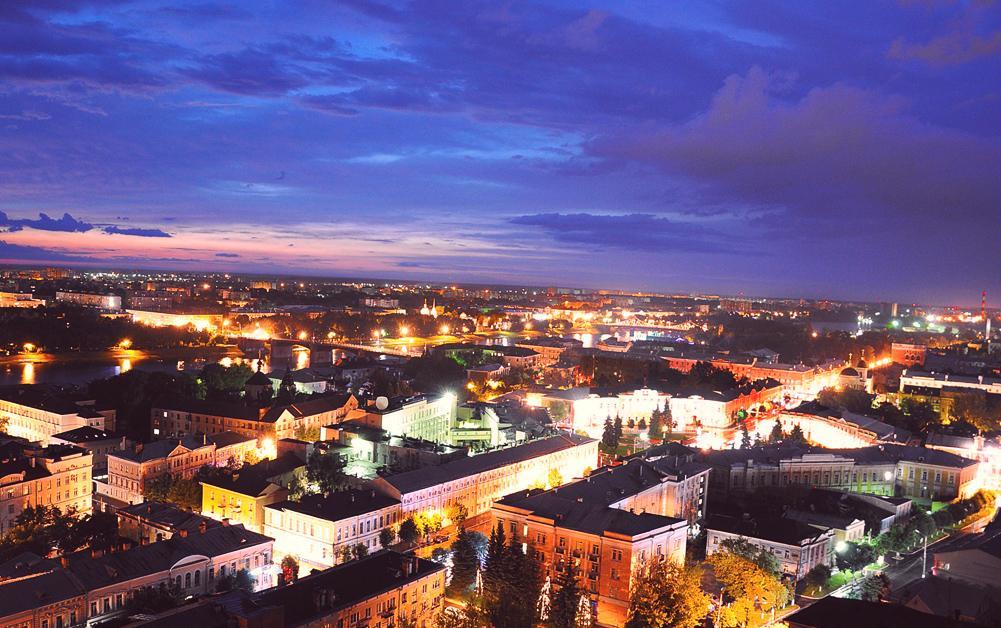 Отдых и работа в Твери: лучшие отели для приезжих