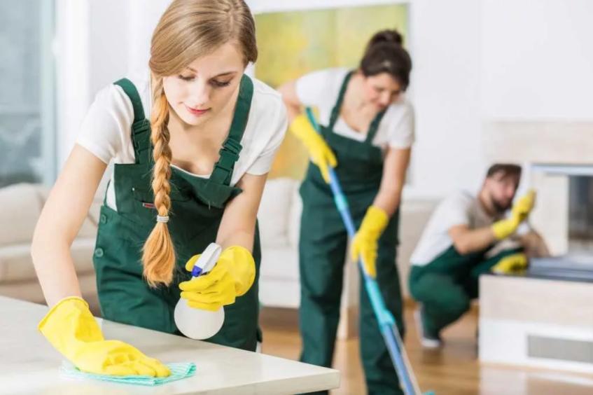 Профессиональная уборка квартиры в Москве и области