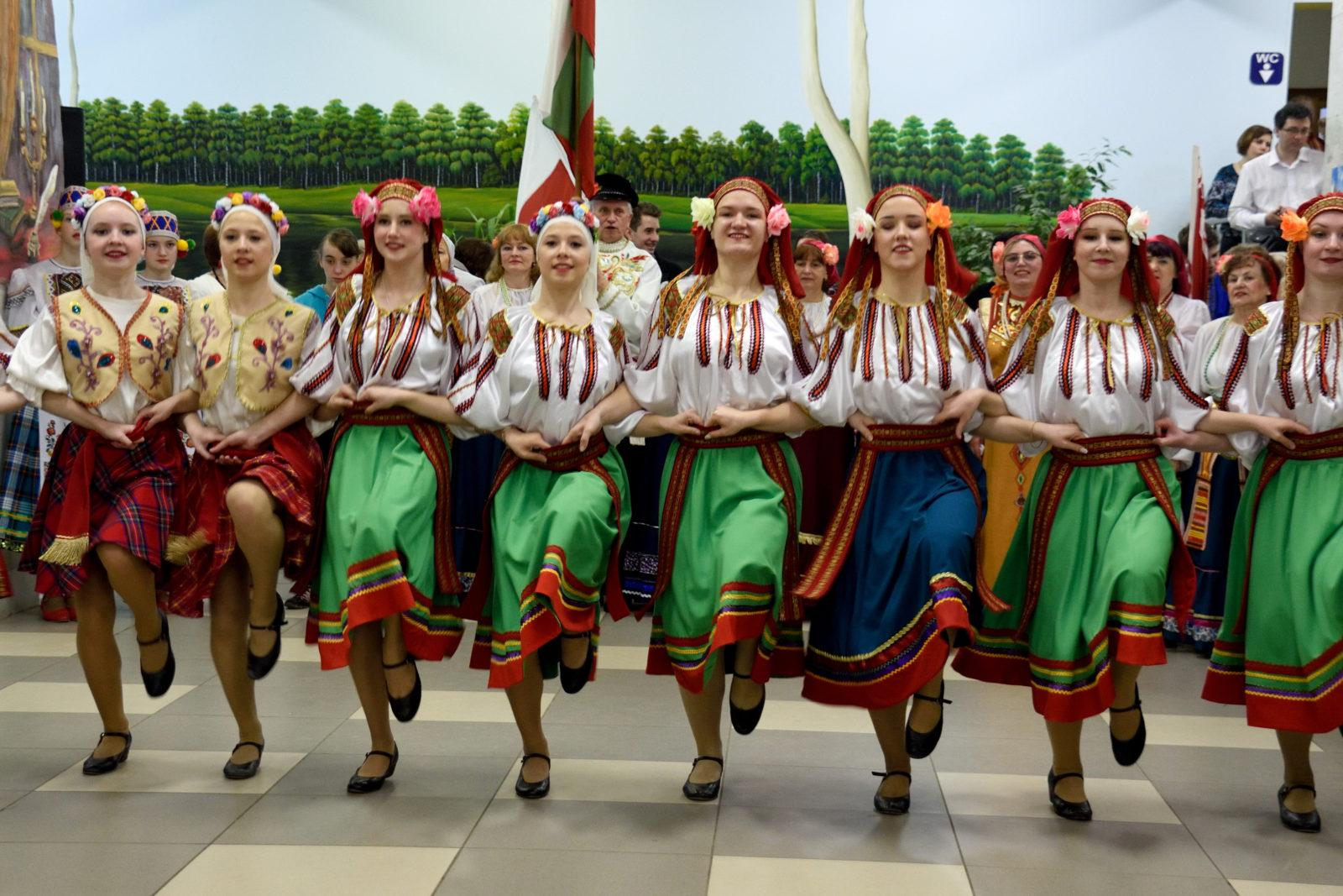 Фестиваль «Славянские встречи» в Балашихе