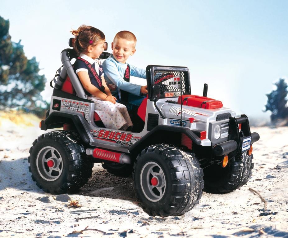 Особенности и правила эксплуатации детского электромобиля