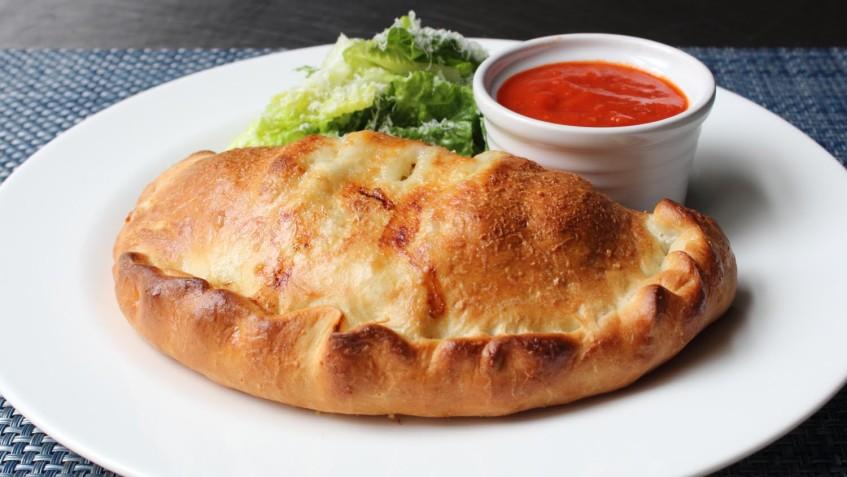 Седьмое место в рейтинге — пицца Кальцоне (Сalzone)