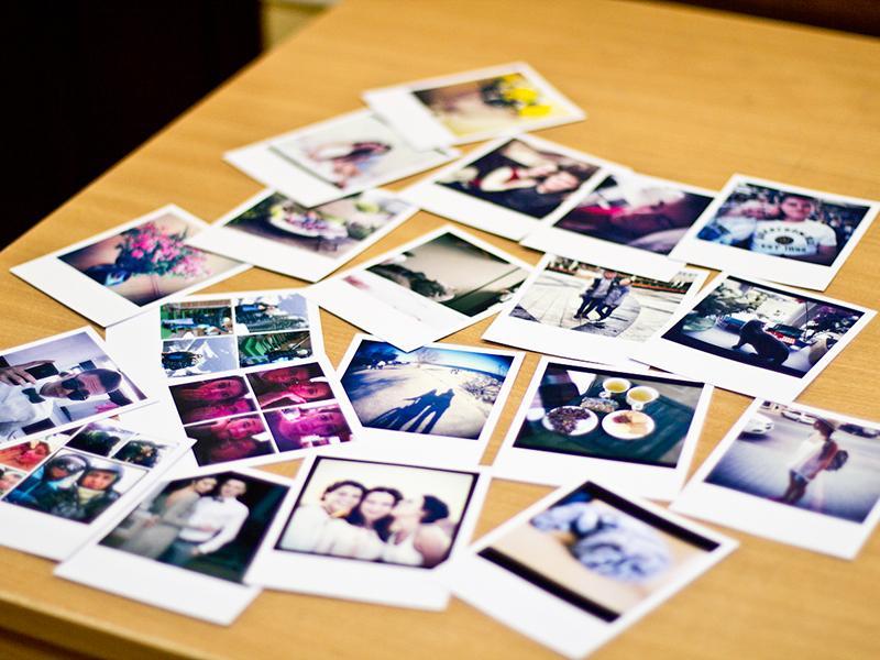 Зачем нужна печать фотографий